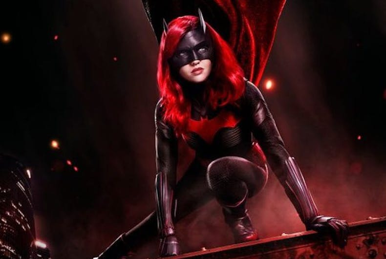 Ruby Rose, Batwoman, injury, paralyzed, back broken, broken back