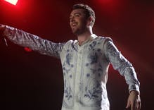 "Sam Smith postpones new ""To Die For"" album release so it can be renamed"