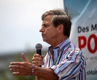 Long-shot presidential candidate Joe Sestak is going to make sure 'you're good!'