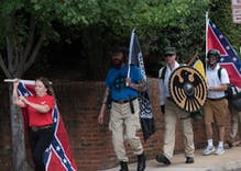 A powerful Christian lobbyist group is demanding tax breaks for white supremacists & neo-Nazis