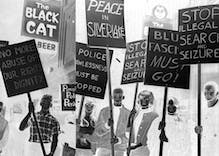 The 'Black Cat gay riot' is well-known… it's also a myth