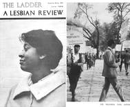 Black lesbian Ernestine Eckstein was protesting when most gays thought protests were crazy