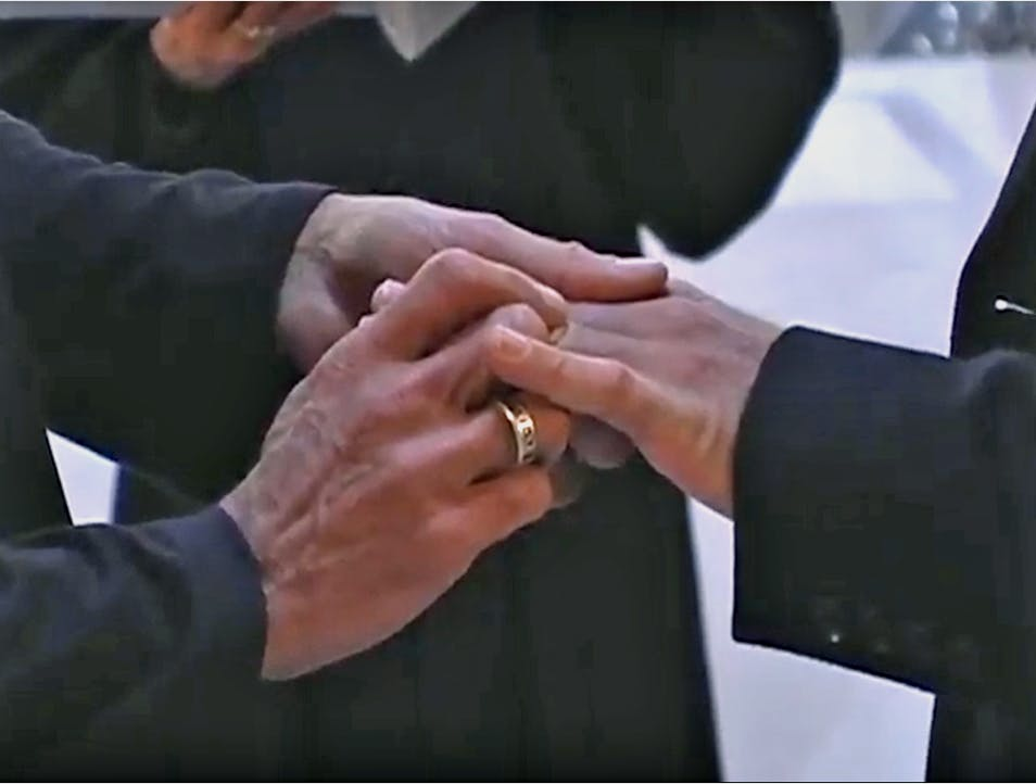 Conservative proposes adding sexual orientation to marriage licenses & punishing liars