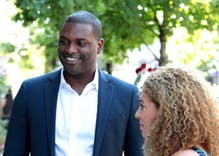 Mondaire Jones is gay, Black & progressive. He's also likely to be a Congressman next year.