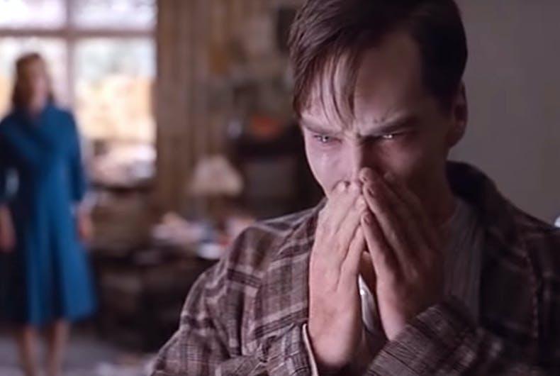 The 'Imitation' Alan Turing vs. the real Alan Turing: Victim vs. hero