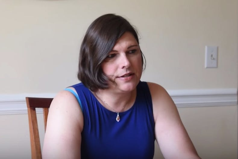 Anna Lange, transgender woman, police, Georgia, Perry, Houston County, Noah Lewis, Transgender Legal Defense and Education Fund