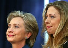 A British journalist tried to get Hillary & Chelsea Clinton to bad-mouth trans women. Did it work?