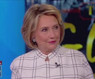 Hillary Clinton compared staying with Bill during his sex scandal to raising a transgender child