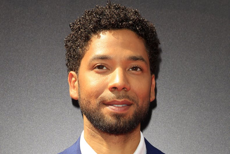 Jussie Smollett, Amari Alen, allegations, fake hate crime