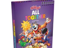 Kellogg's new 'All Together' cereal celebrates LGBTQ youth