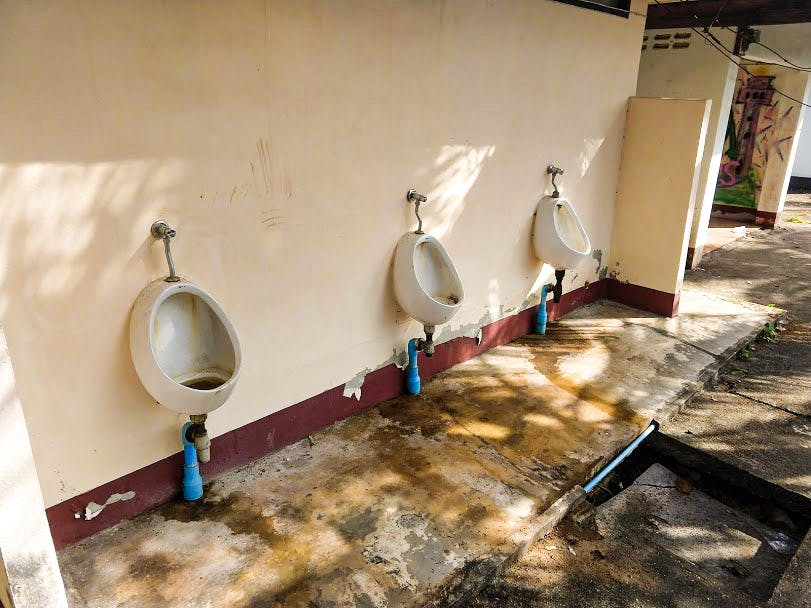 The weirdest part of traveling the world? Strange toilets.