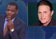 Saturday Night Live's audience didn't laugh at a transphobic 'joke' about Caitlyn Jenner