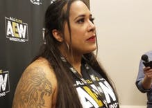 America's first transgender woman pro-wrestler is making her move