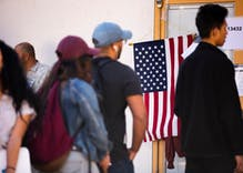 California will be the first state to train poll workers on transgender voters