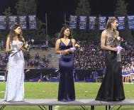 They ran & lost 'homecoming prince' 3 times. So they ran for 'homecoming queen' & won.