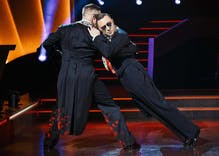 "The first male couple on Denmark's ""Dancing with the Stars"" is stirring up controversy… & winning"