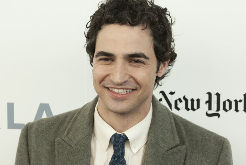 The Fashion World S Freaking Out Over Zac Posen Folding His Designer Line Lgbtq Nation