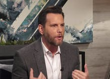"Gay right-winger Dave Rubin tells Donald Trump Jr. it's OK to call him a ""f**"""