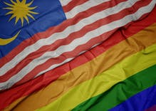 "Two gay tourists were arrested in Malaysia for ""immoral acts"" with an undercover officer"