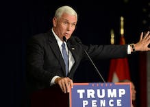 Mike Pence is using threats & cronies to award millions in aid to Christian groups