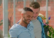 Two gay men performed a stunning dance routine on their first date & broke the internet