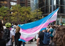Most of the staffers at one of the nation's biggest trans organization just quit