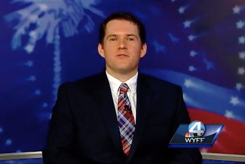 South Carolina Republican State Representative Stewart Jones