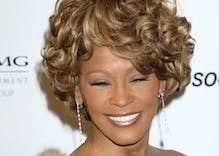 Whitney Houston comes out after her death. Again.