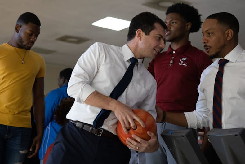 Is Black homophobia really the reason for Buttigieg's poor poll numbers?