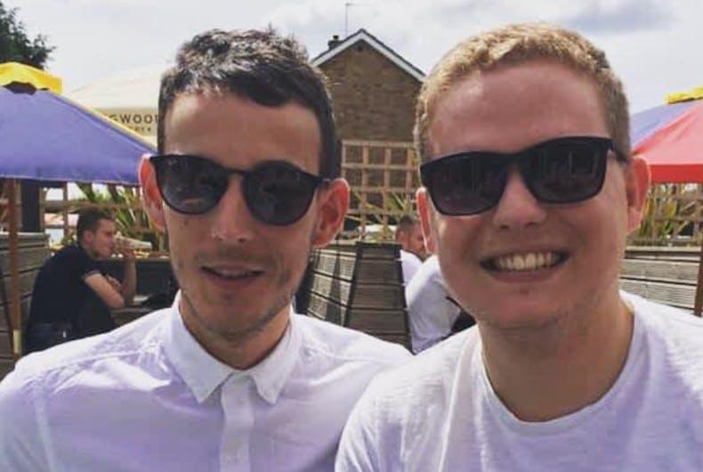 Dan and Chance Walton-Ashmore