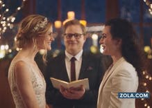 Hallmark reverses ban on lesbian wedding ad & apologizes to LGBTQ customers
