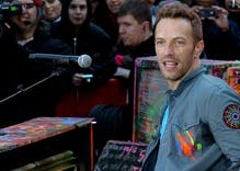 Coldplay frontman Chris Martin says he was homophobic & thought he might be gay