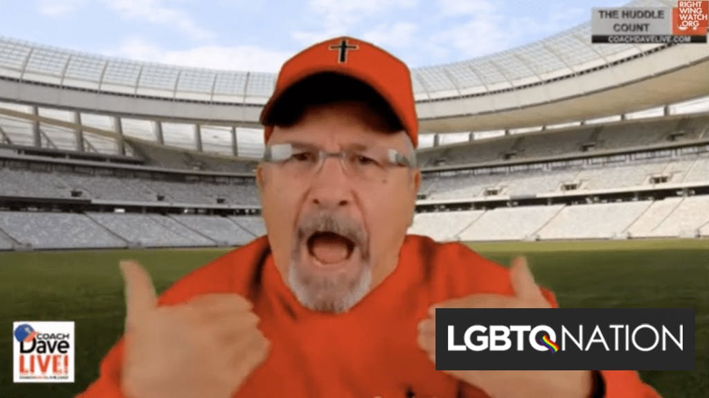 "Conservative pundit says lesbian mayor proves that liberals aren't ""sane"""