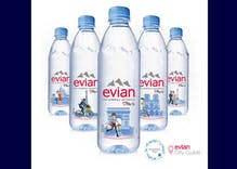 "Evian's clapback to complaints about their gay ""propaganda"" is next level"
