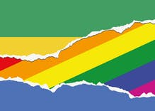 Gabon criminalized homosexuality & two men have already been arrested