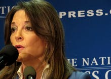 Marianne Williamson ends presidential bid
