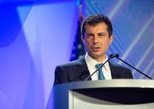 Pete Buttigieg has issues with people of color — on his own staff