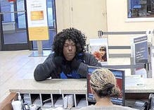 "The ""Bad Wig Bandit"" has robbed three North Carolina banks & the FBI can't find them"