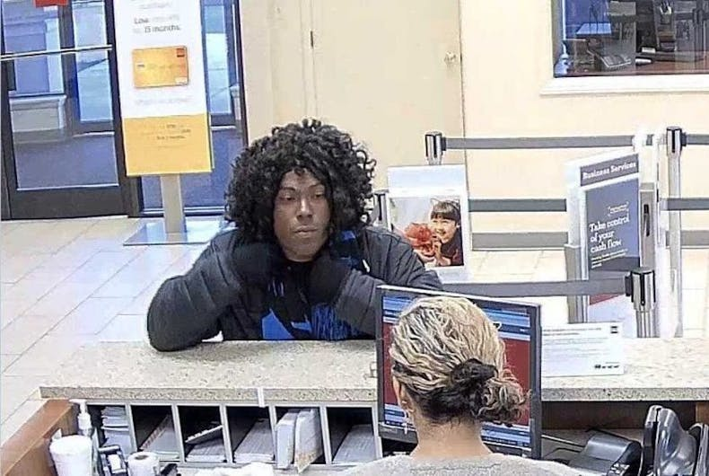 The FBI is seeking the Bad Wig Bandit for a series of North Carolina bank robberies