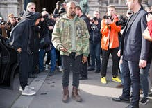 "Kanye West's new religious fanatic friend joins anti-LGBTQ ""freedom march"""