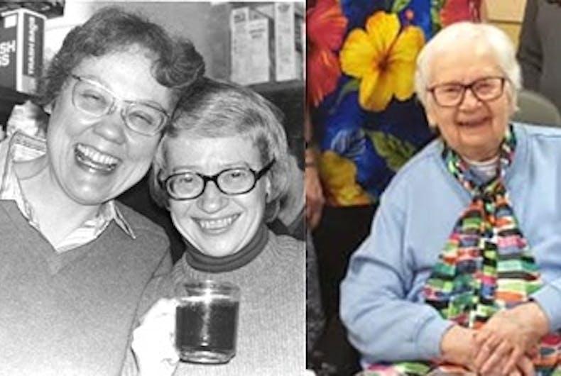 Lesbian icons Kay Lahusen and her partner, Barbara Gittings, were pioneers of queer media