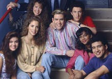 "A rising trans actress was just cast to play the lead role in the ""Saved by the Bell"" reboot"