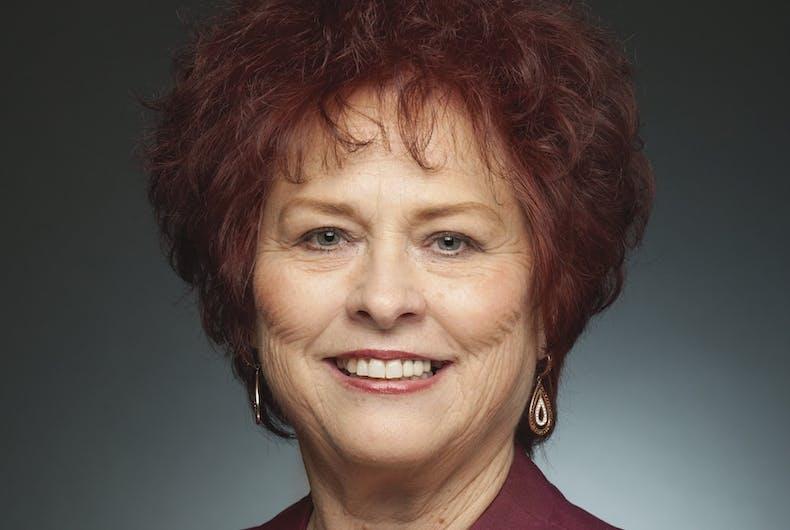 Republican Arizona State Senator Sylvia Allen