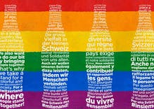 Coca-Cola bought the covers of Switzerland's newspapers for a pro-equality message