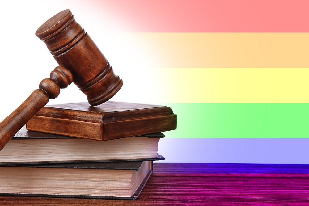 A judge refused to recognize pro-trans law in a hate crime case. That's judicial misconduct.