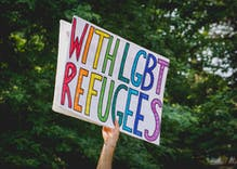 A gay refugee is suing the Trump administration for sending him to Guatemala