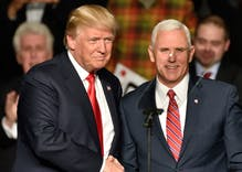 Trump puts Pence in charge of coronavirus outbreak even though he botched Indiana's HIV epidemic