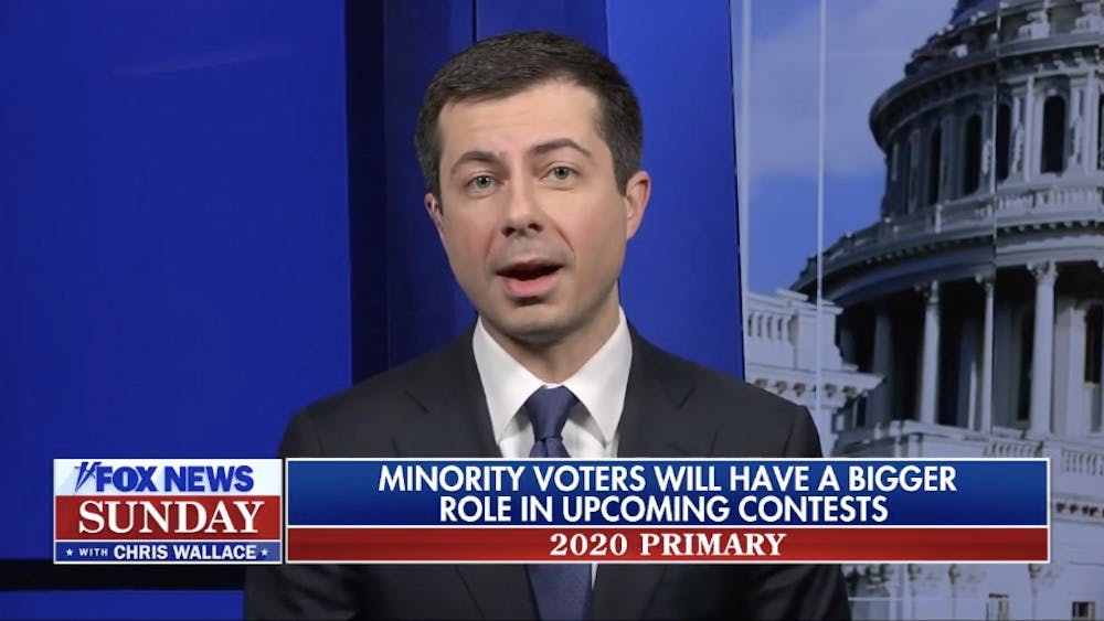Pete Buttigieg finally responded to Rush Limbaugh's insults about his husband