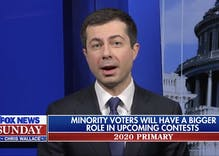 Will Pete Buttigieg replace Chris Matthews as the host of Hardball?