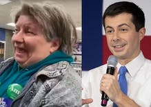 Pete Buttigieg responds to woman who wanted her vote back after she found out he was gay
